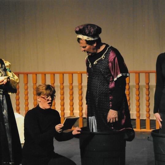 Amanda, Andrea, Peter & Kimberley