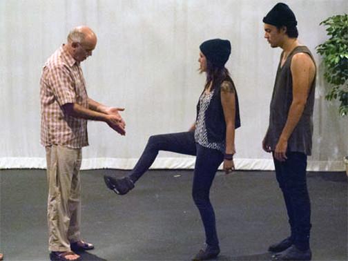 Rehearsal-Terry, Alexa ,  David