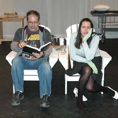 Rehearsal - Patrick & Jennifer