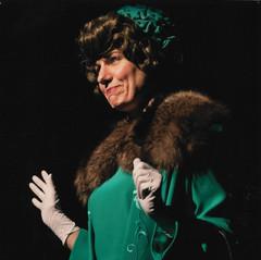 Tanya as Mrs. Sorken