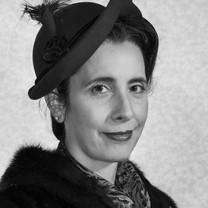 as Mrs. Van Daan
