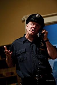 Barry as Murray