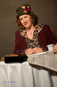 Tracy as Lotte