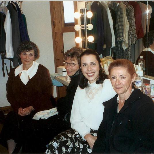 Marge Sandy, Jennifer, Joanne