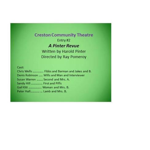 A Pinter Revue