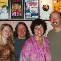 Nikole, Harriet, Marge & David