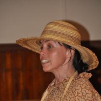 Mary , a prairie songstress
