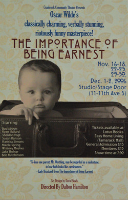 The Importance of Being Earnest2006