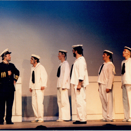 Peter and his sailors