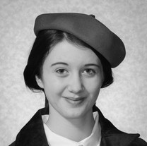 Liy Halley as Anne Frank