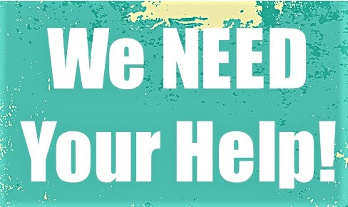 We-need-your-help for photos