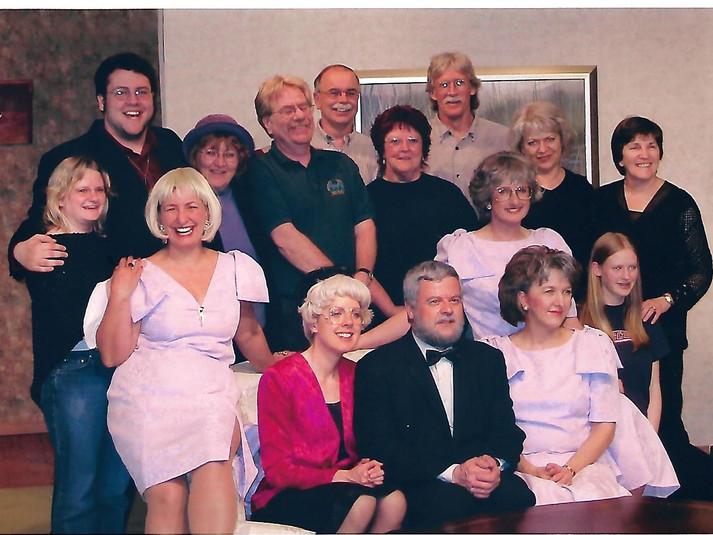 Cast and Crew Ensemble
