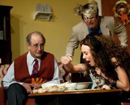 Michael, David & Gina
