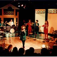 Same Stage Band and Chorus & Jacqollyne