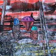 Landscape with storrage