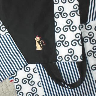 sacs tote bags triskels détail