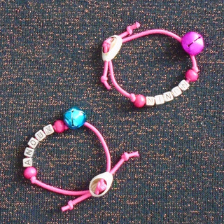 Petits bracelets avec nom