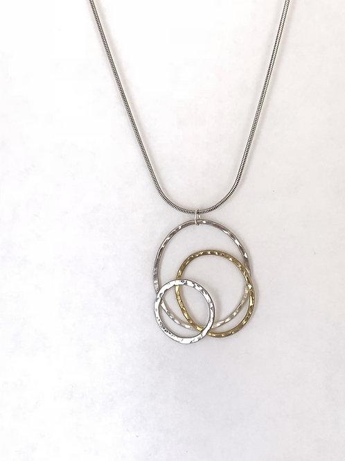 Three-Moon Pendant