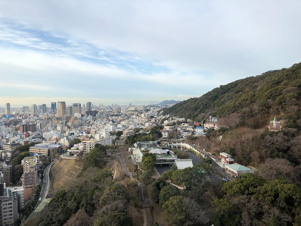 神戸での写真