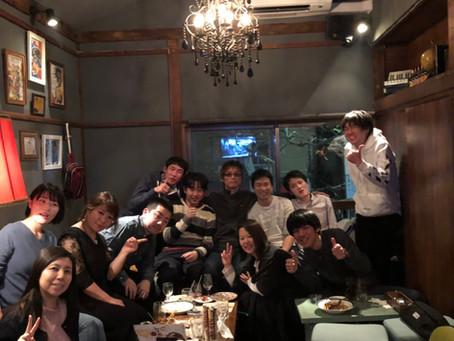生徒様に香川県移転に向けて壮行会を開いていただきました!