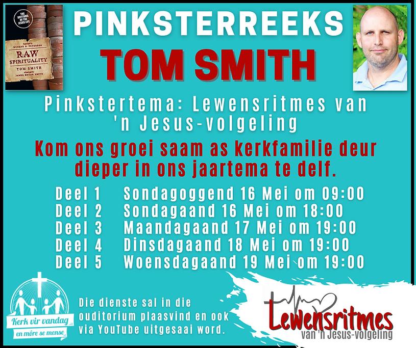 Gemeente kommunikasie - Tom Smith Pinkst