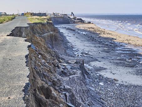 Les risques de submersion et d'érosion maritime