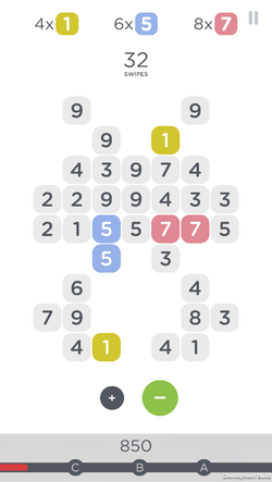 3 Numbers