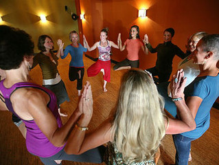 Yoga: A Healing Balm in Times of Change