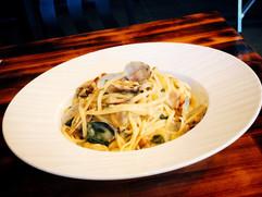 Linguini Clam sauce