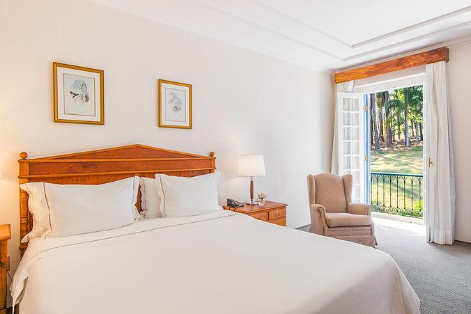 Luxo Superior, Hotel Fazenda Dona Caroli