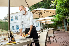 restaurante, Hotel Fazenda Dona Carolina
