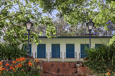 area externa, Hotel Fazenda Dona Carolin