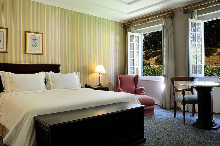 Quarto Suite Junior Bosque Hotel Fazenda