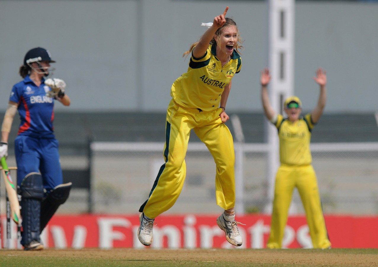 Another Wicket For Australia