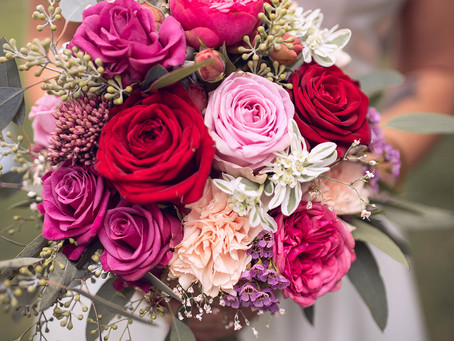 Der Brautstrauß: Das wohl wichtigste Accessoire der Braut!