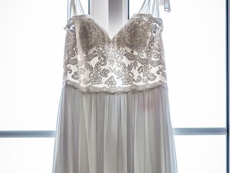 Das Brautkleid - Farbe, Passform, Auschnitte & Anprobe