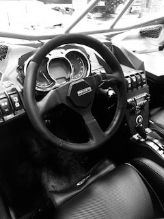 5 Hole Steering Wheel Adaptor