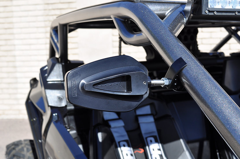 Can-Am Side Mirror Set with Clamps