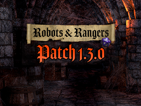 "Wasteland 3 Patch 1.3.0 ""Robots & Rangers"" Now Live"
