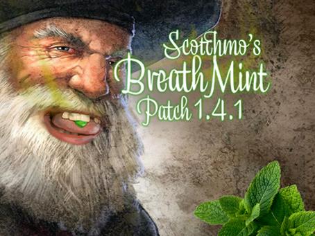 "Wasteland 3 Patch 1.4.1 ""Scotchmo's Breath Mint"" Now Live"