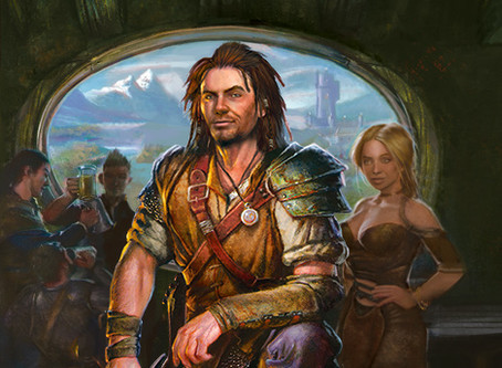 The Bard's Tale ARPG Now Live!