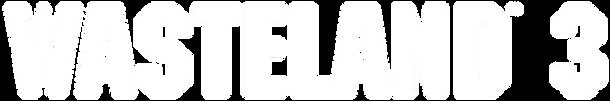 Wasteland 3 Logo