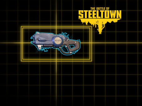 The Battle of Steeltown: Less than Lethal Weapons