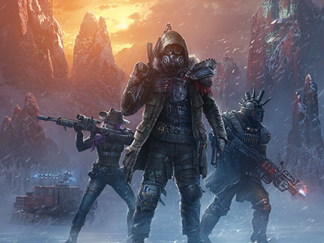 Wasteland 3 Now Available!