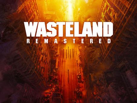 Wasteland Remastered Drops February 25