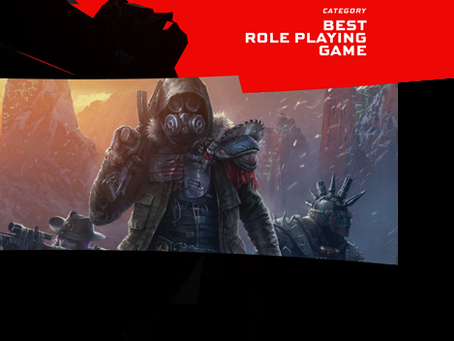 Wasteland 3 Nominated at The Game Awards