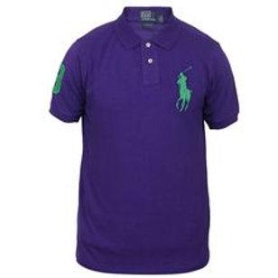 Polo Blue T Shirt