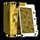 Thumbnail: Paisley Playing Cards - Magical Black
