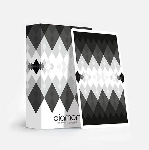 Diamon Playing Cards N°10