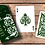 Thumbnail: Leaves Playing Cards - Spring Edition